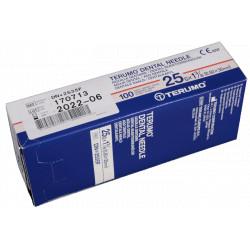 100 Terumo needles - 35 mm...